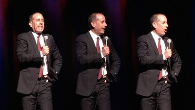 Jerry Seinfeld Is Real and He's Spectacular, According to @Seinfeld2000