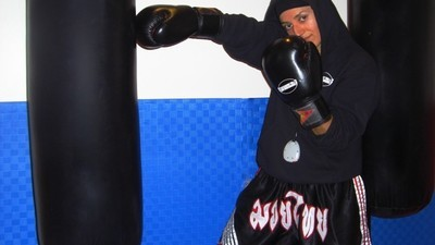 Meet the Kickboxing Expert Teaching Muslim Women to Defend Themselves from Racist Attackers