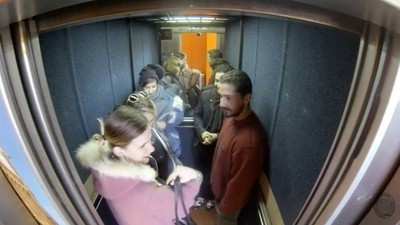 I Hung Out with Shia LaBeouf in an Elevator in the Name of Art