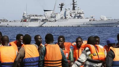 Uniunea Europeană discută intervenții militare în Libia pentru rezolvarea crizei refugiaților