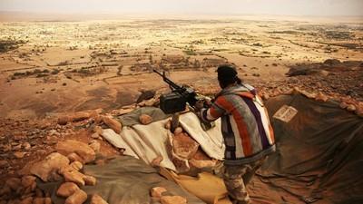 De stille oorlog in Libië: de strijd van de Toeareg