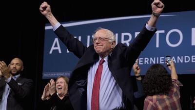 Sanders Declares Nevada a Victory, Despite Losing to Clinton