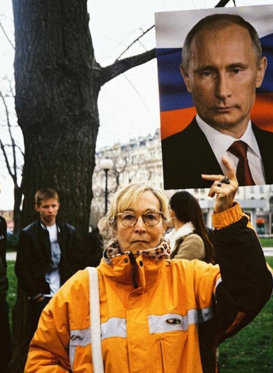 In Serbia, Being an Anti-NATO Nationalist Means Being Pro-Putin