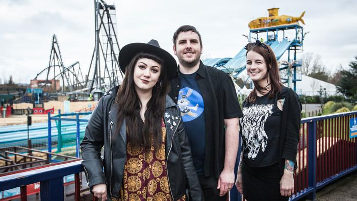 Meet the 'Coaster Geeks' Who Travel the World Trying Out Roller Coasters