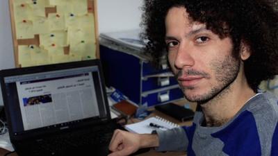 Zu Besuch beim Chefredakteur der ersten arabischsprachigen Zeitung für Flüchtlinge in Deutschland
