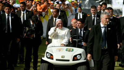 A Brief History of the Relationship Between Mexican Drug Cartels and the Catholic Church