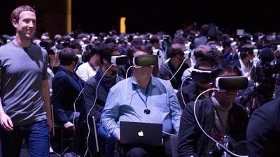 Analicemos esta foto de Mark Zuckerberg conquistando el mundo