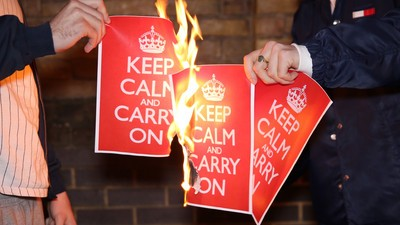 Why the Horrid 'Keep Calm and Carry On' Meme Still Won't Die
