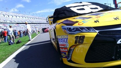 Louder, Faster, Completely in Control: Three Days at Daytona