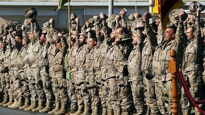 Así es cómo el Ejército español se deshace de sus soldados enfermos