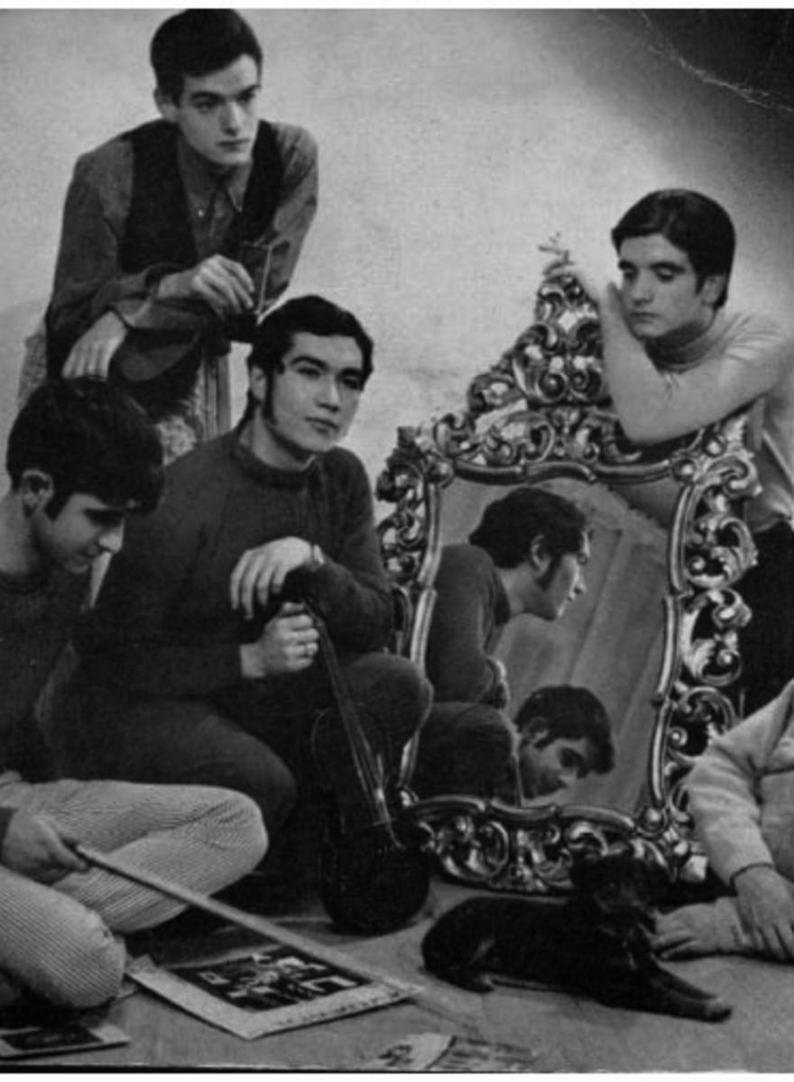 Así era ser rocker en Zaragoza en los años 60