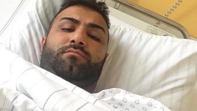 Wie ein MMA-Kämpfer behandelt wurde, weil der Notarzt ihn für einen Flüchtling hielt