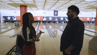 We Go Bowling with Sasha Go Hard on Today's 'Daily VICE'