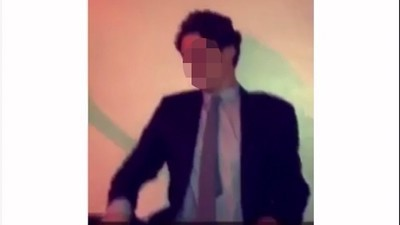 NSFW: Den her video af en fyrs pik, der falder ud mens han danser til 'Work', er det smukkeste på internettet