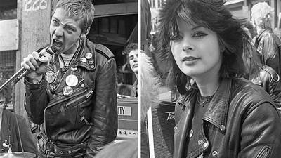 Así fueron los primeros años del punk en Ámsterdam
