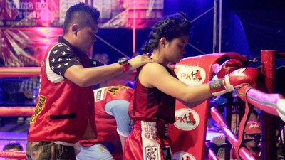 The Female Fighters of Northern Thailand