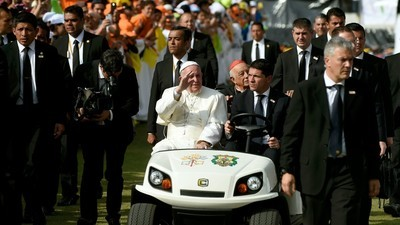 Una breve historia de la relación entre los cárteles y la Iglesia católica