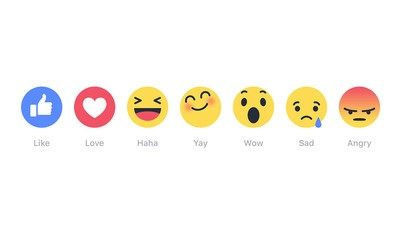 Wat is nou de deal met die Facebook Reactions?