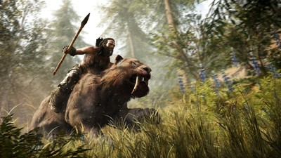 'Far Cry Primal' Is a Stone Age Setback for Open-World Gaming