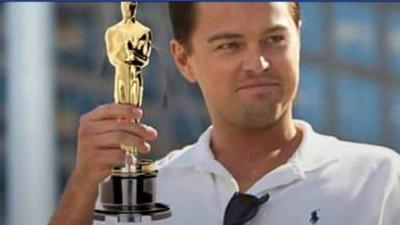No queremos que le den el Oscar a Leonardo DiCaprio