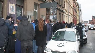 Wenn der Vermieter den Strom abdreht – Häuserkampf Im Leipziger Westen