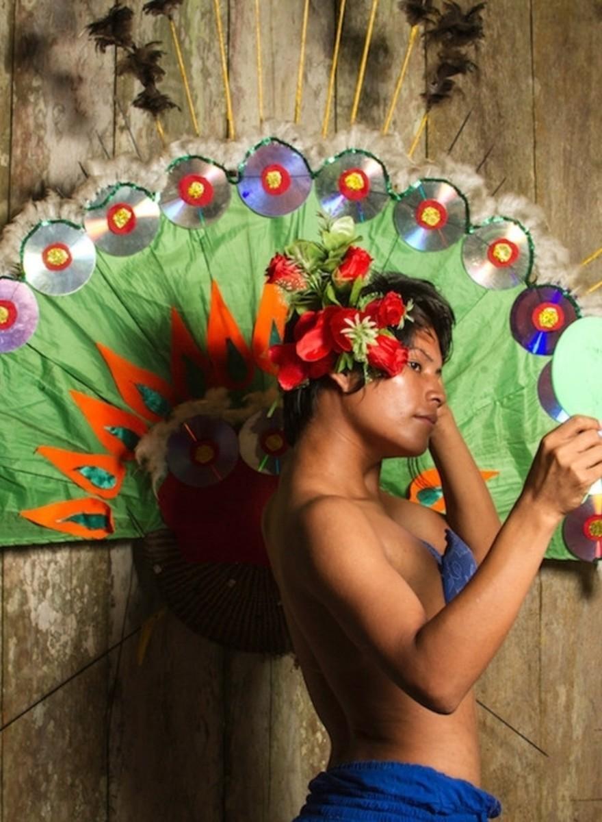 De transgenderstammen van de Colombiaanse Amazone