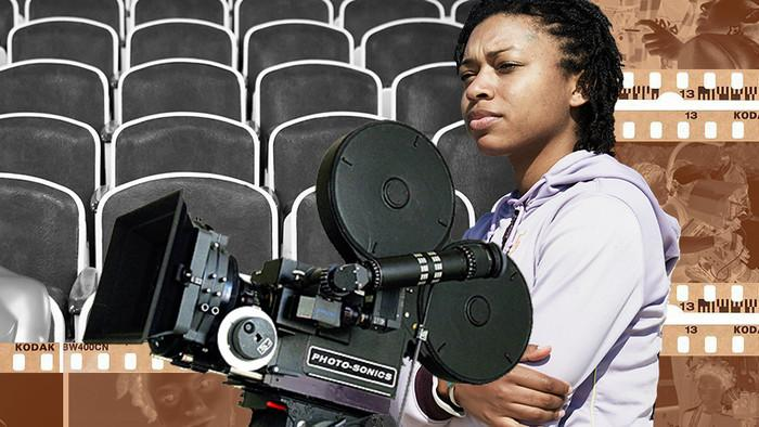 My Struggle Being a Black Woman Filmmaker Outside White Hollywood