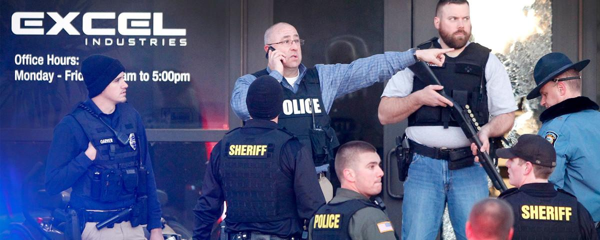 What We Know About the Gunman Who Went on a Kansas Killing Spree