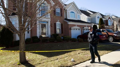An Army Sergeant Is Charged with Killing His Wife and a Rookie Cop on Her First Shift