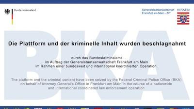 BKA gelingt großer Schlag gegen Internetkriminalität