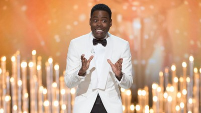 Institutional Racism Was the Funniest Joke at the Oscars