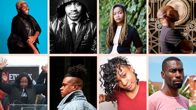 What Black History Month Means to Young Black Artists and Activists