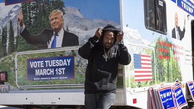 Bun B's Super Tuesday Dispatch, Part 2: Texas Is Trump Country Now