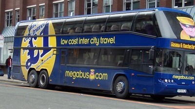 Anywhere But Here: How Megabus Became Britain's Cheapest Escape Route