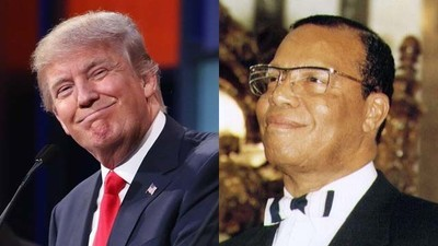 Louis Farrakhan Said He Likes Donald Trump Because He's Not Controlled by Jewish Money