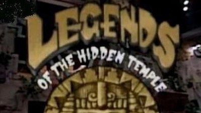 'Legends of the Hidden Temple,' Nickelodeon's Cruelest Game Show, Is Being Turned into a Movie