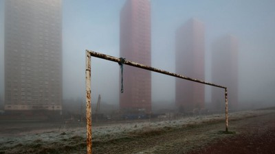 Photos of the Glasgow High-Rises That Are About to Disappear