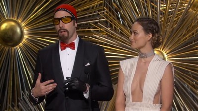 The Oscars Showed That People Think It's Still Funny to Mock Asians