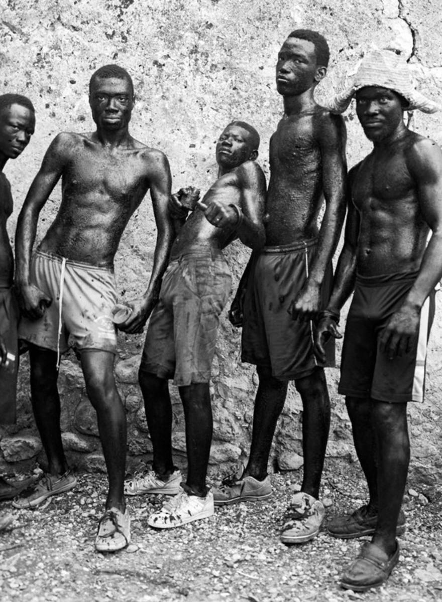 """""""Haiti ist zu 30 Prozent christlich und zu 100 Prozent Voodoo."""""""