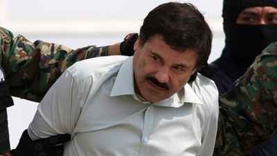 El Chapo Is Very Sleepy and Ready to Take His Chances in America