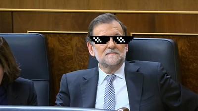 Mariano Rajoy se sobra y la lía en el discurso de investidura