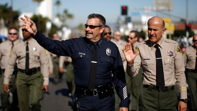 LA's Police Chief Explains How He Gets Rid of Dirty Cops