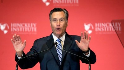 Mitt Romney Just Called Out Donald Trump, but Will Anyone Care?