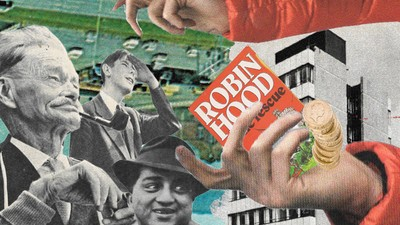 The Rise and Fall of the Student Bank Robber Who Wanted to Be Robin Hood