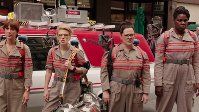 Here's the First Trailer for the New 'Ghostbusters' Reboot