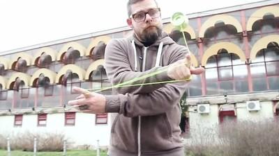 Meet Punk Rock's Yo-Yo Master, Steve Brown