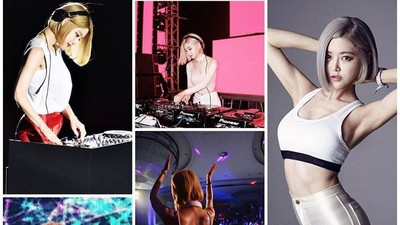 A Dance Music Blog Called DJane Is Running a Beauty Contest for Female DJs