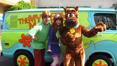A Woman in a Real-Life 'Mystery Machine' Led Police on a High-Speed Chase