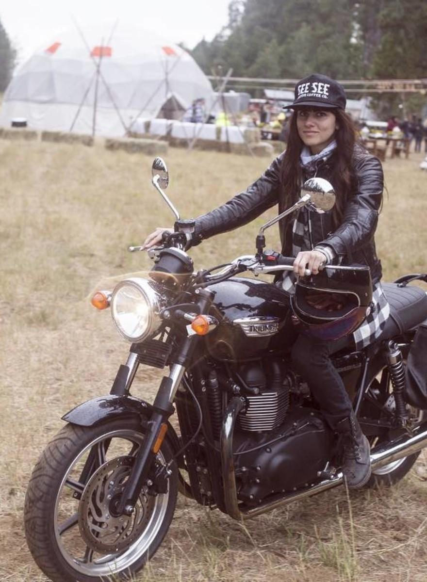 'Ride-or-Die' no feminino: uma concentração só de motoqueiras