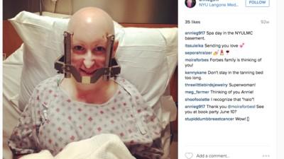 Hoe Instagram jonge mensen met kanker helpt